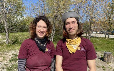Get to Know Us, Zak Ingvoldstad & Ilene Gibler